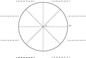 blank wheel of template resource 6 blank wheel of to use creatively