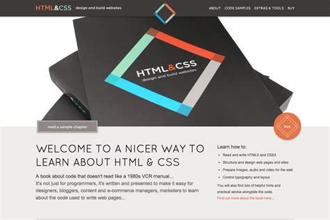 book layout css 50 top drawer websites to learn web design and development