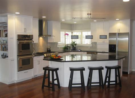kitchen triangle design with island your kitchen and the work triangle understanding the essentials