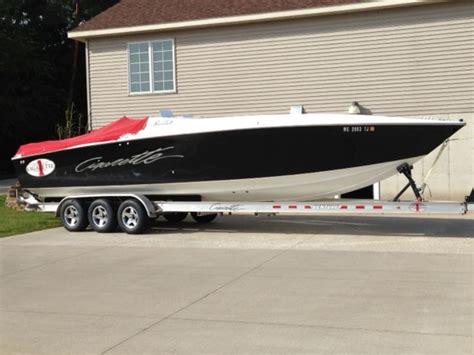 electric boats for sale in michigan 1988 cigarette bullet powerboat for sale in michigan