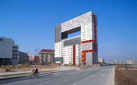 Urban Furniture by Mirador Sanchinarro Madrid Apartment Building Housing