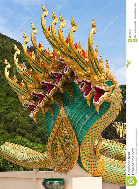 thai dragon statue  thai temple stock image image