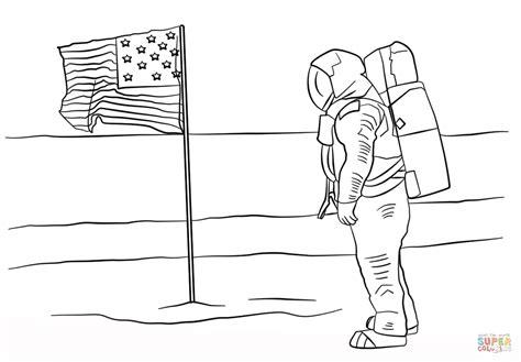 coloriage premier homme sur la lune coloriages 224 imprimer gratuits