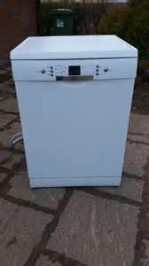 Bosch dishwasher sm6p1b in hereford herefordshire gumtree