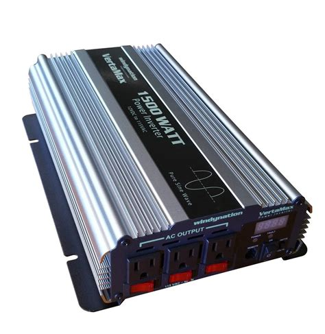 Dd001 Power Inverter 1500 W Dc 12v Ke Ac 220v Merk Sh Berkualitas vertamax 1500 watt 12 volt sine wave power inverter dc to ac w lcd display