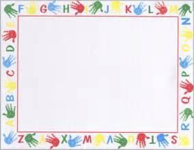 letter border templates free alphabet border school printable award certificates 8 5x11
