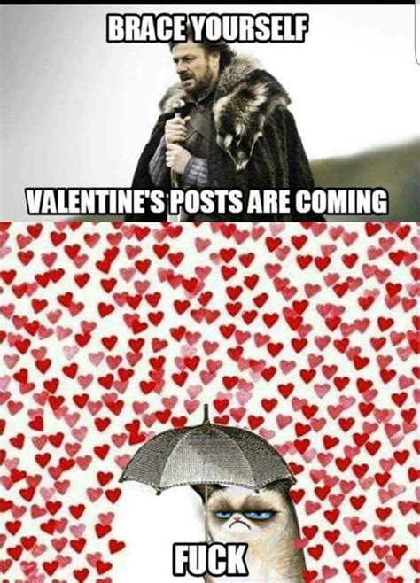 I Hate Valentines Day Meme - 83 best valentine s posts images on pinterest valentine