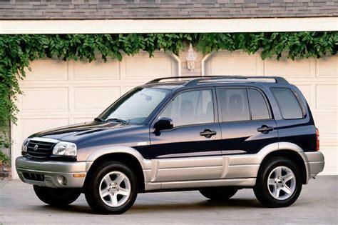 how to sell used cars 2001 suzuki grand vitara parking system 1999 05 suzuki vitara consumer guide auto