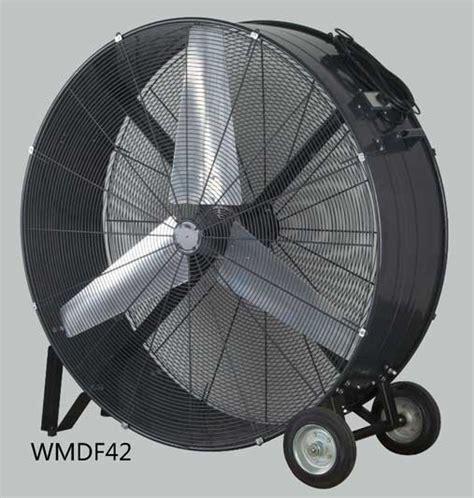 42 inch drum fan 36 inch high velocity belt drive drum fan floor fan for