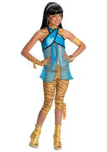 halloween monster high costumes cleo de nile costume