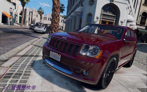 srt jeep inside gta 5 2011 jeep srt8 mod gtainside com