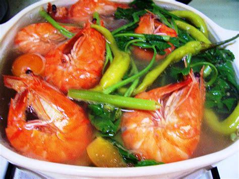 Butternut Squash Soup by Shrimp Sinigang Sinigang Na Hipon Recipe Dishmaps