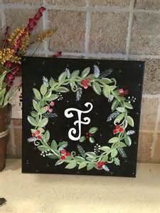 best 25 christmas canvas ideas on pinterest christmas