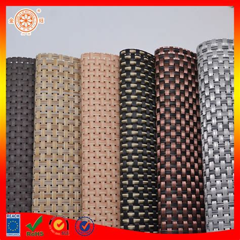 Vinyl Woven Placemats Factory Cheap by Woven Vinyl Placemats Wholesale Plastic Woven Table Vinyl