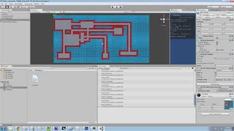 unity tutorial procedural unity 3d tilemaps part 11 procedural dungeon maps