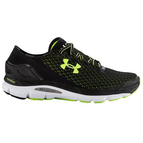armour speedform gemini s shoes black
