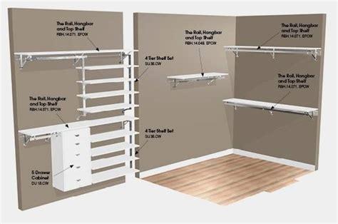 organizzare la cabina armadio cabine armadio mobili