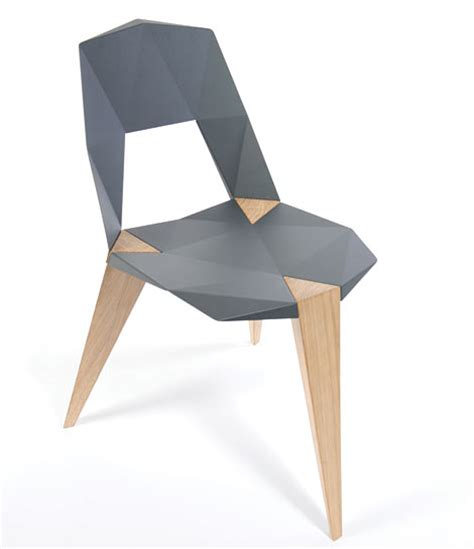 Chaise En Origami by Chaise Origami Office Et Culture