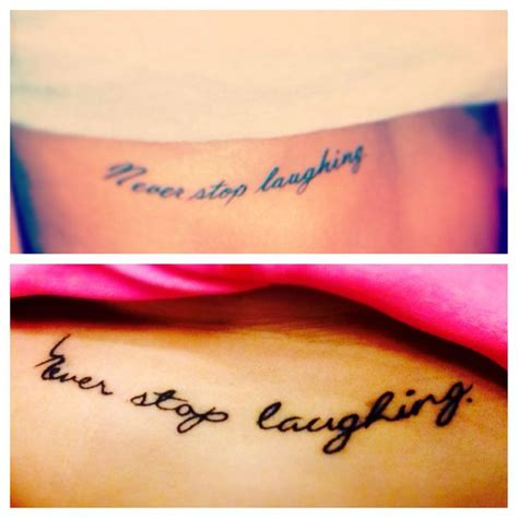 friend tattoo quotes tumblr 84 best images about ink on pinterest fonts feather