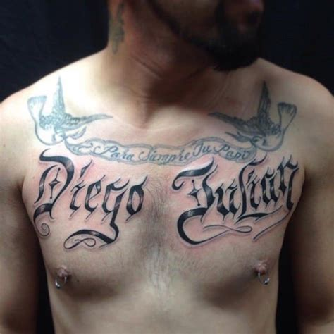 name tattoo designs on chest 99 popular collection of name tattoos