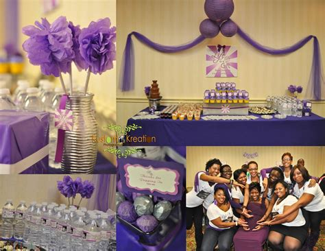 purple pink theme bridal wedding shower party ideas purple and green baby shower decorations best baby