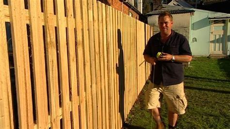 build your own fence 1000 images about fence on gardens side gates and railway sleepers