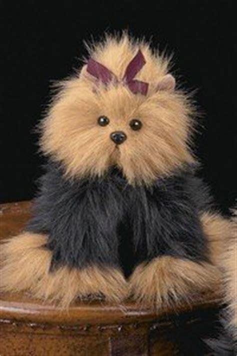 yorkie barking sounds bearington collection yippy the yorkie plush animal toys baby