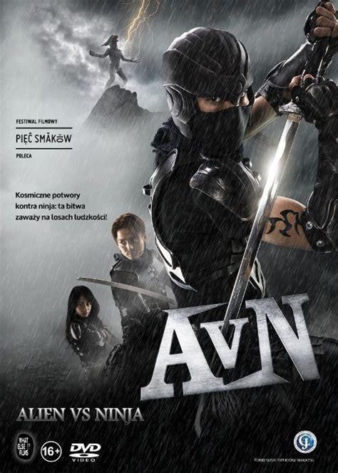 film o ninja alien vs ninja 2010 filmweb