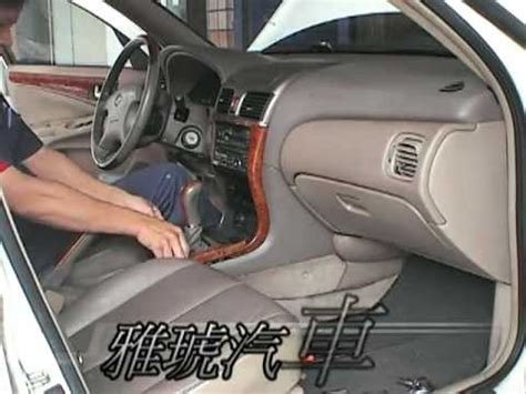 auto air conditioning repair 2004 nissan maxima on board diagnostic system evaporator core replacement nissan sentra180 蒸發器更換全紀錄エバポレーター交換 youtube