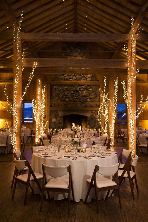 lights wedding reception 25 best ideas about indoor wedding receptions on