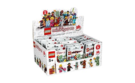 Lego Minifigure 8827 Series 6 Skater 8827 series 6 products minifigures lego