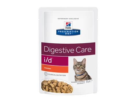 Cat Food Science Diet Digestive Care Id 156g hill s prescription diet i d digestive care cat food