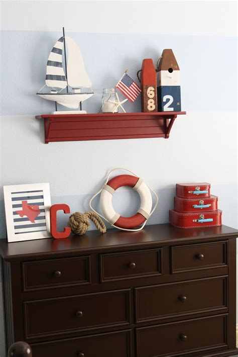 nautical themed bedroom decor nautical boys room design dazzle