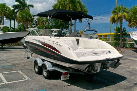 new yamaha jet boat motors for sale used 2005 yamaha sx 230 twin engine boat for sale in west
