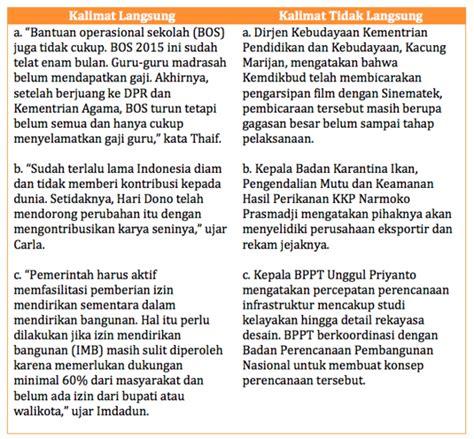 format berita lelayu bahasa indonesia soal bahasa indonesia kaidah teks berita