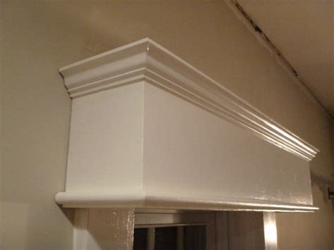 Window Cornice Diy diy window cornices frazzledgrace there s no place like home pi