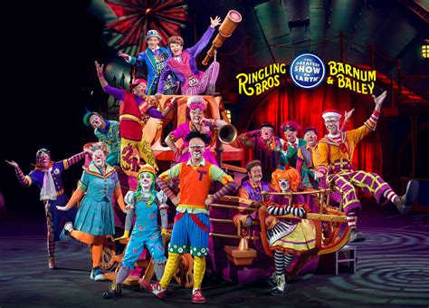 Barnes And Bailey Circus by Ringling Bros Barnum Bailey Circus Bring Xtreme Show