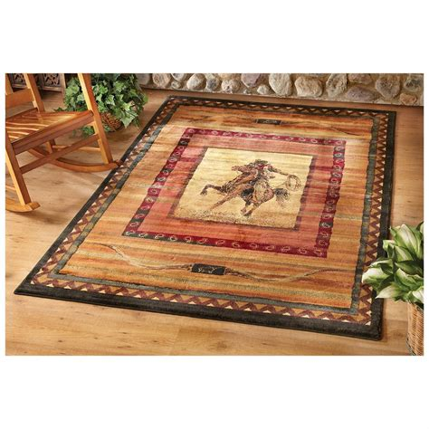 area rug guide rawhide area rug 425097 rugs at sportsman s guide