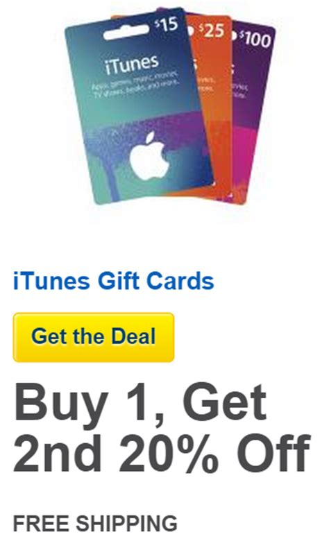 buy printable itunes gift card extreme couponing mommy buy 1 itunes gift card get 2nd 20