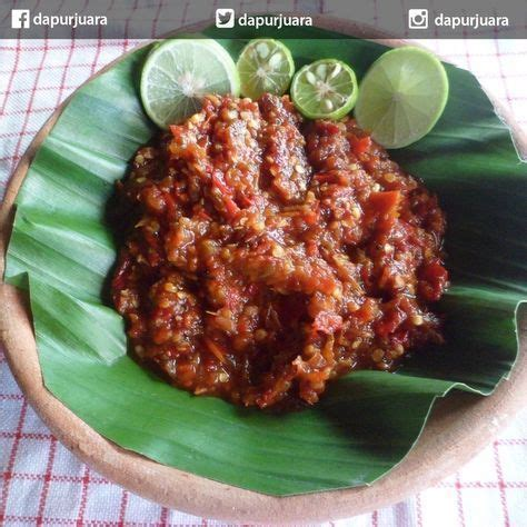 membuat minyak kelapa dari santan 7 best for the sake of sambal images on pinterest