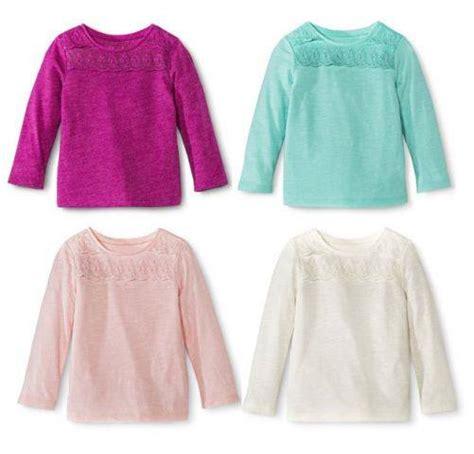 Atasan Anak Perempuan 13 jual atasan anak perempuan kaos anak baju anak top renda precious babykids