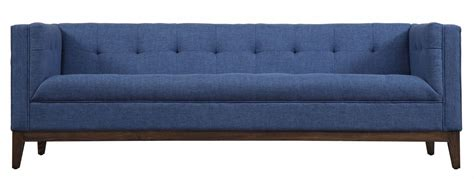 Blue Linen Sofa by Gavin Blue Linen Sofa From Tov S33 Coleman Furniture