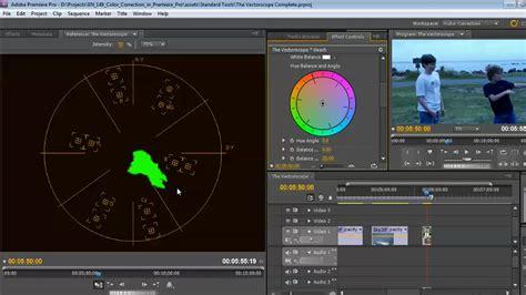 color correction premiere color correction with premiere pro cs5 5