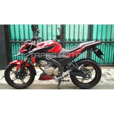 New Fd110 Merah Hitam yamaha new vixion advance 2016 merah hitam surat lengkap mulus orisinil like new jakarta
