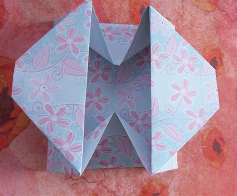 Folded Paper Envelope - origami folded envelope flickr photo