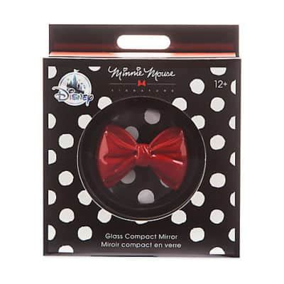 Minnie Mouse Signature Compact Cermin new minnie mouse signature collection at the disney