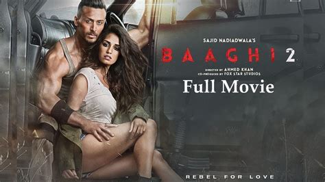 full hd video baaghi baaghi 2 full movie promotional video baaghi 2 event hindi
