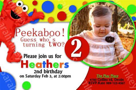 free printable elmo birthday invitations template elmo printable birthday invitation