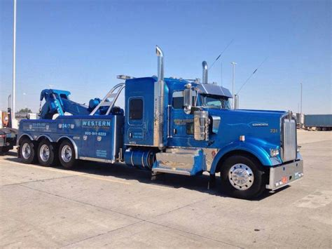 truck wreckers kenworth kenworth western wreckers pinterest trucks denver