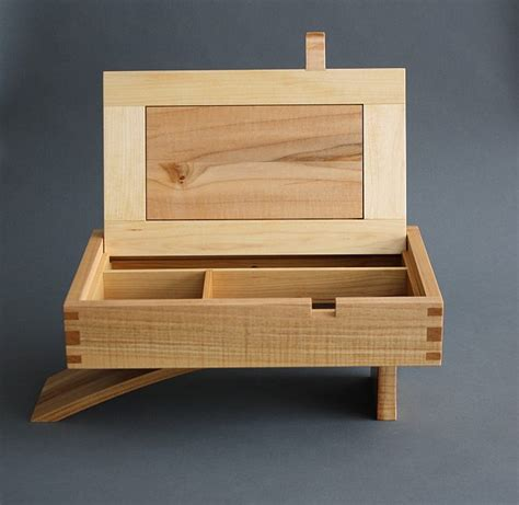 cantilever jewelry box finewoodworking